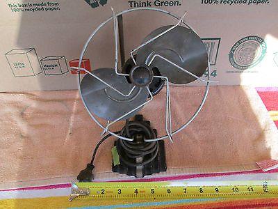 Vintage fan antique fan wolverine fan wall mount fan works