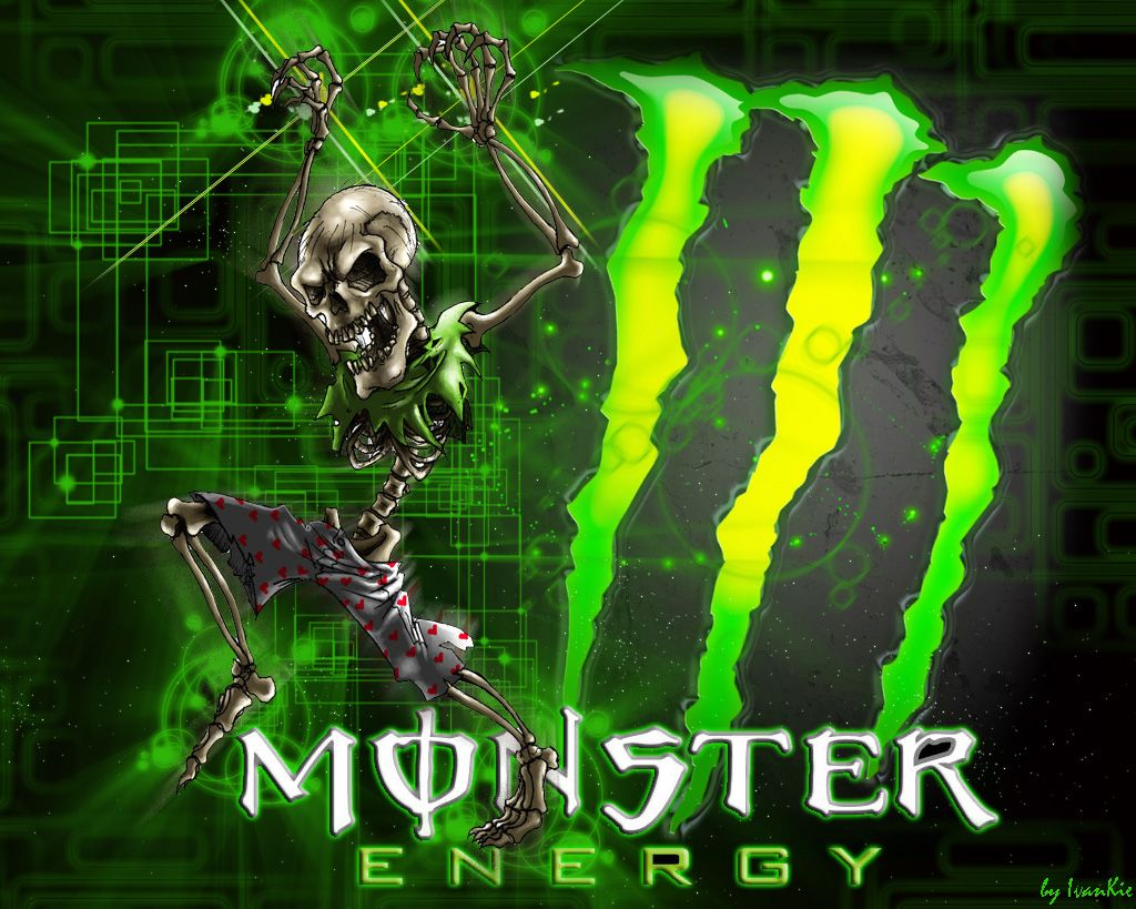 Pin By Jade Banky On 3d Wallpapers Monster Energy Monster Energy Drink Logo Monster Pictures