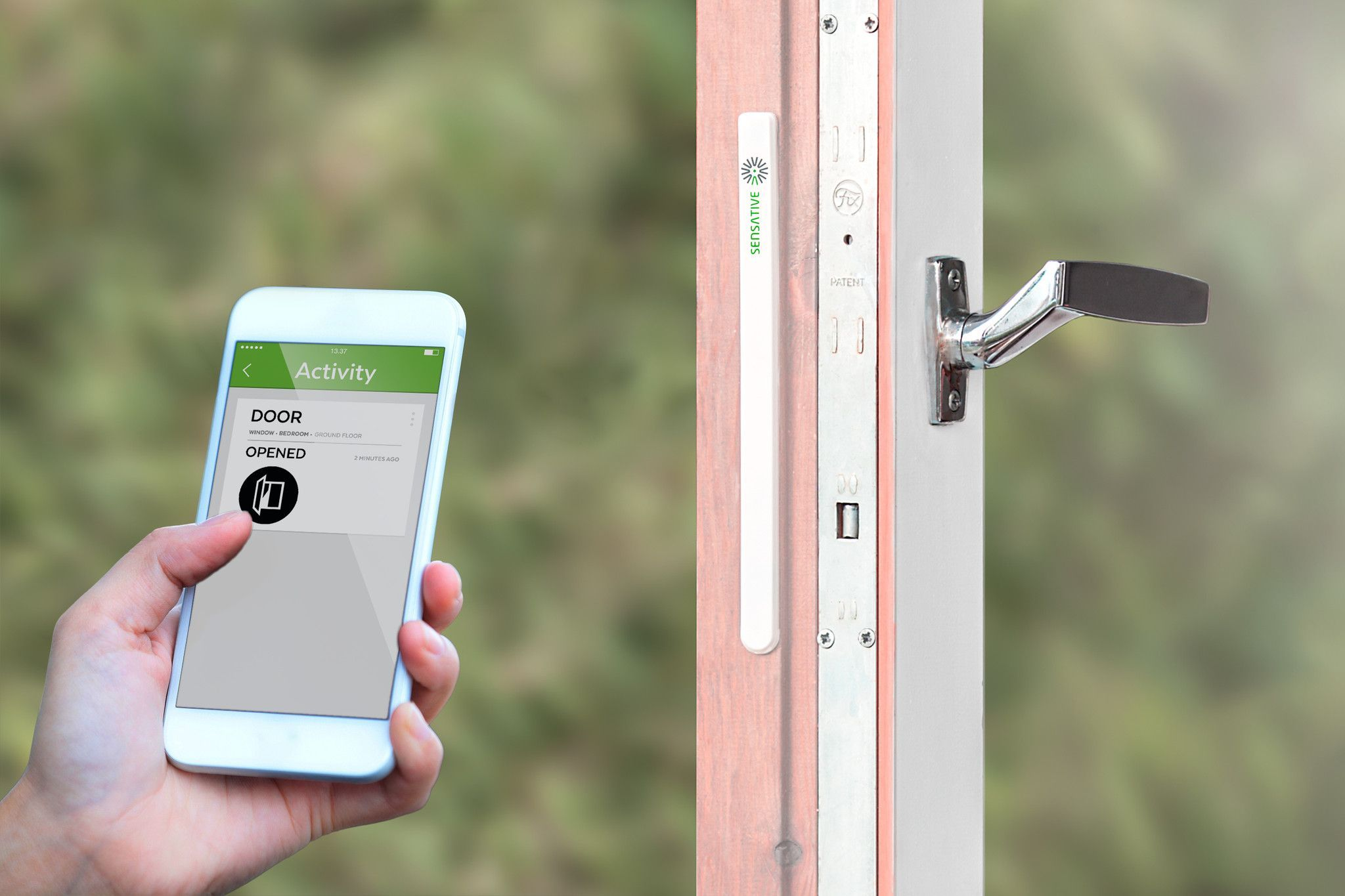 Smart Home Security Devices For Doors And Windows Diy Home Security Wireless Home Security Home Security Systems