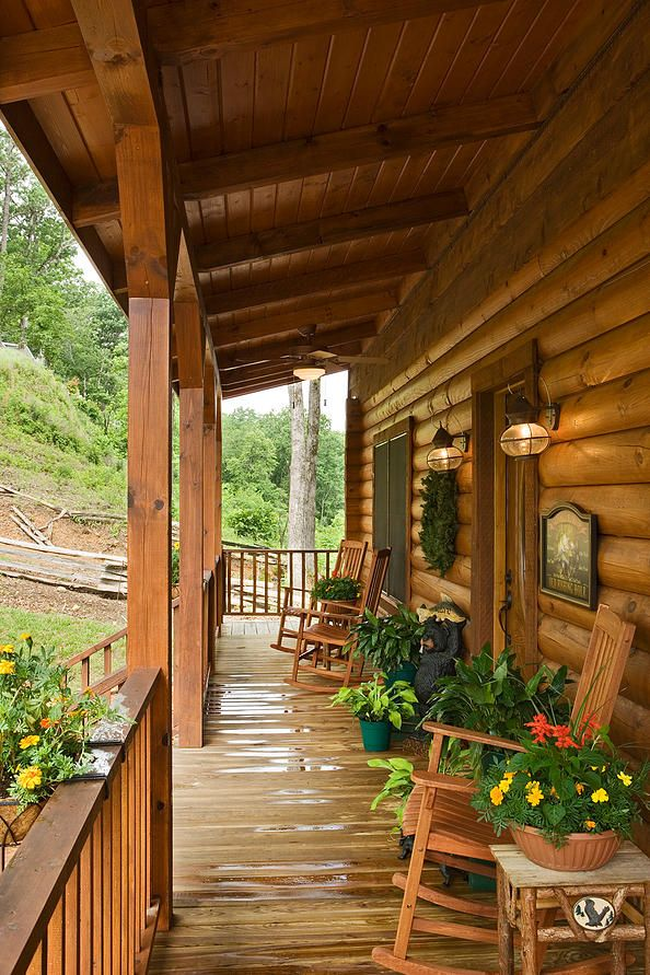 Order Your Log Cabin Kit Photo Gallery Log Homes House With