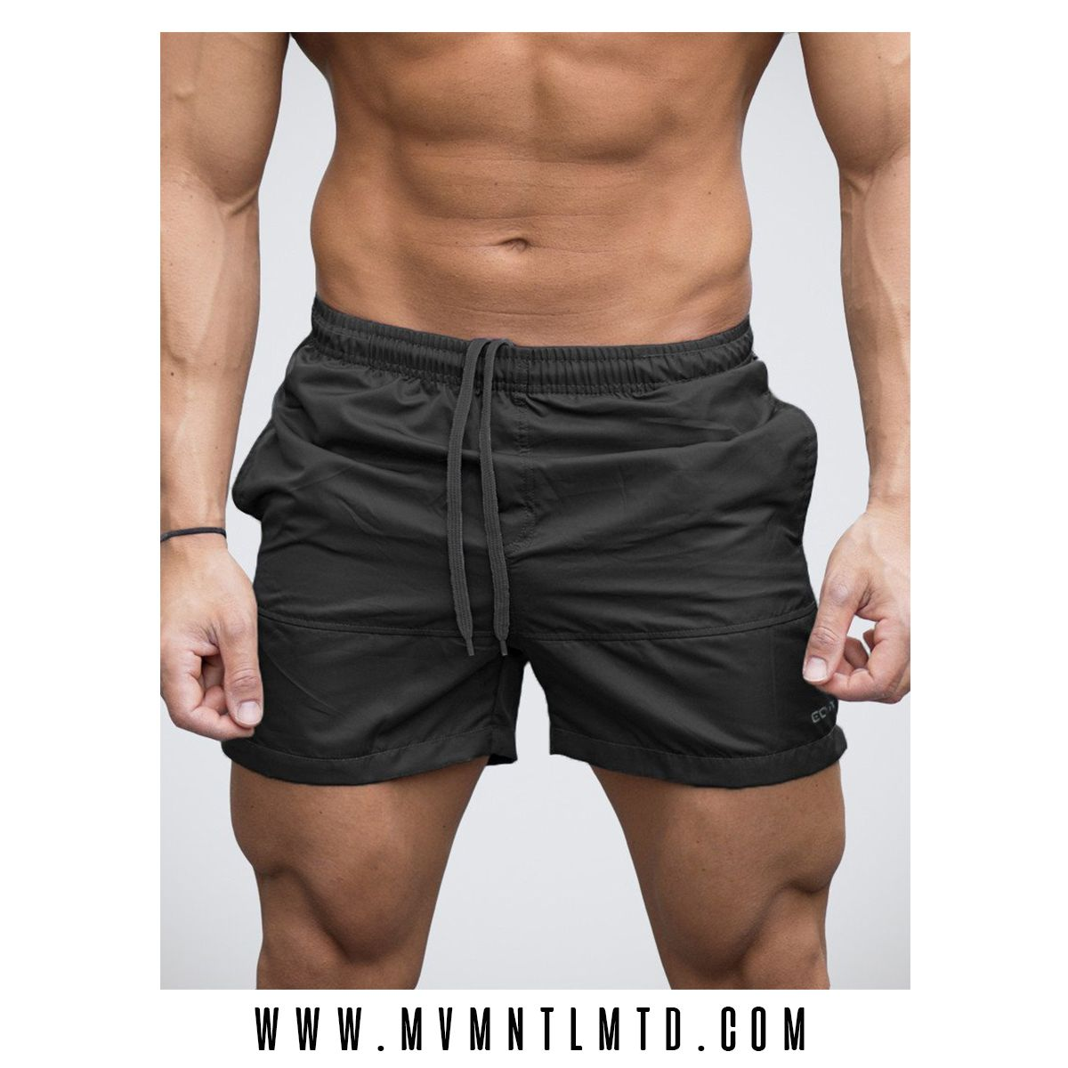 f42613b010 Ft. Echt Apparel Repel Shorts Available both in black and grey SHOP NOW!  (Link in bio) mens fashion mens shorts ----------------------------------  ✅Follow ...