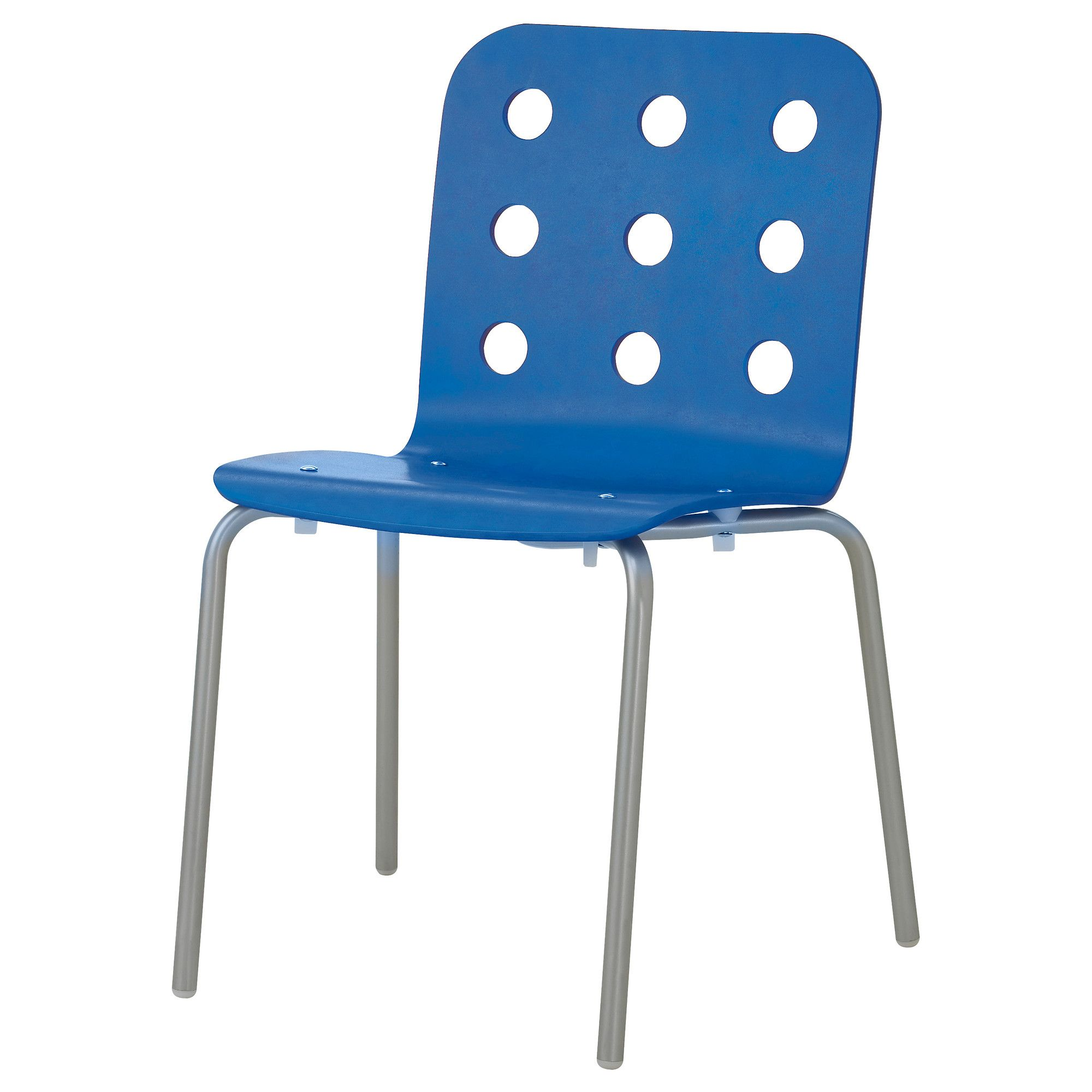 ikea jules chair white makeup 34 99 many color combos visitor blue silver
