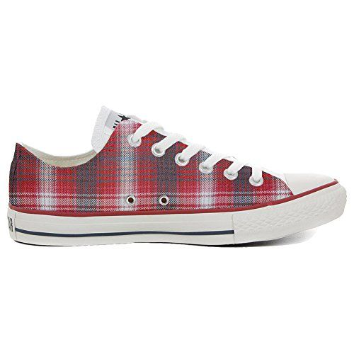 Converse All STar CUSTOMIZED  Sneaker Unisex printed Italian style Mexican Texture