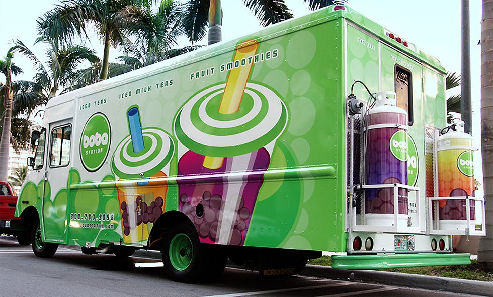 food truck opportunities and threats