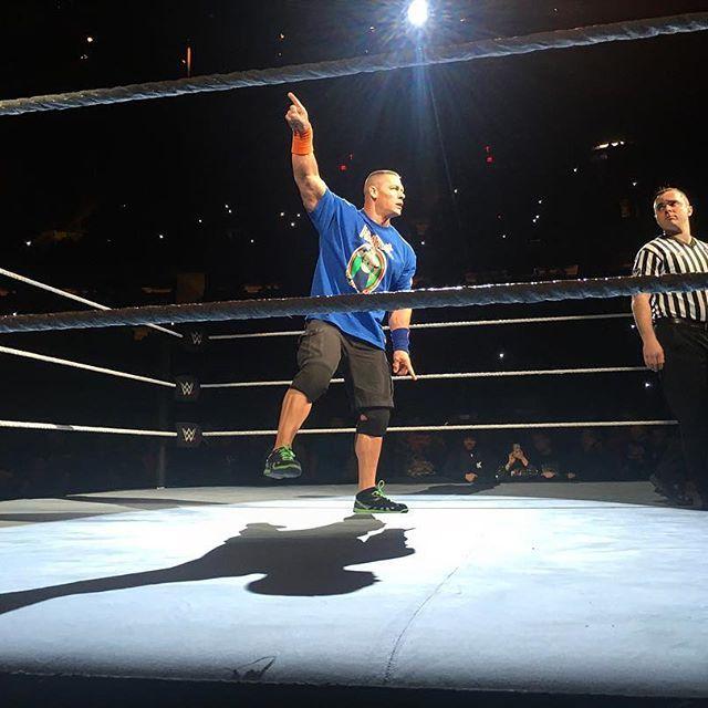 John Cena zapowiedziany na grudniowy live event WWE