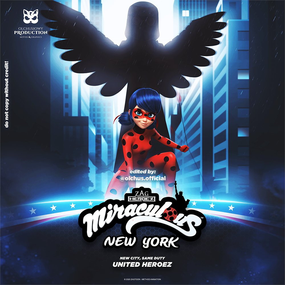 Olchus Official On Twitter Miraculous Ladybug Movie Miraculous Ladybug Anime Miraculous Ladybug Comic