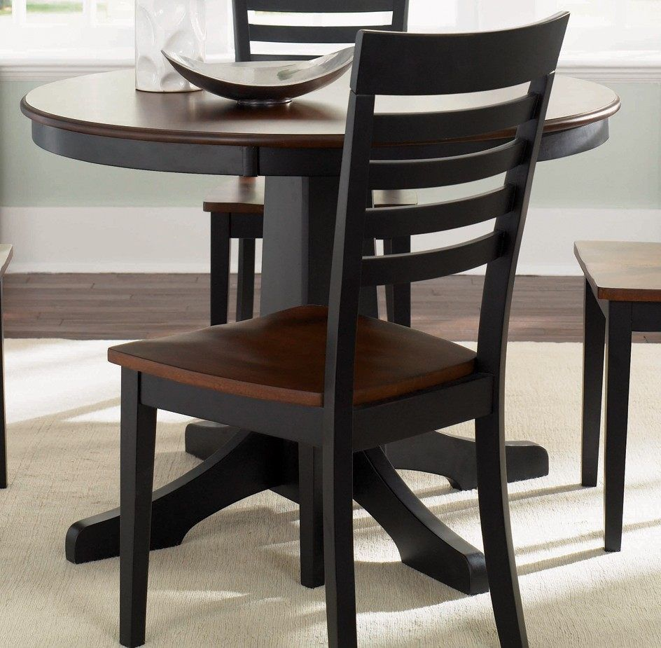 Round Dining Table 42 Inch Round Kitchen Table Set Round Wood