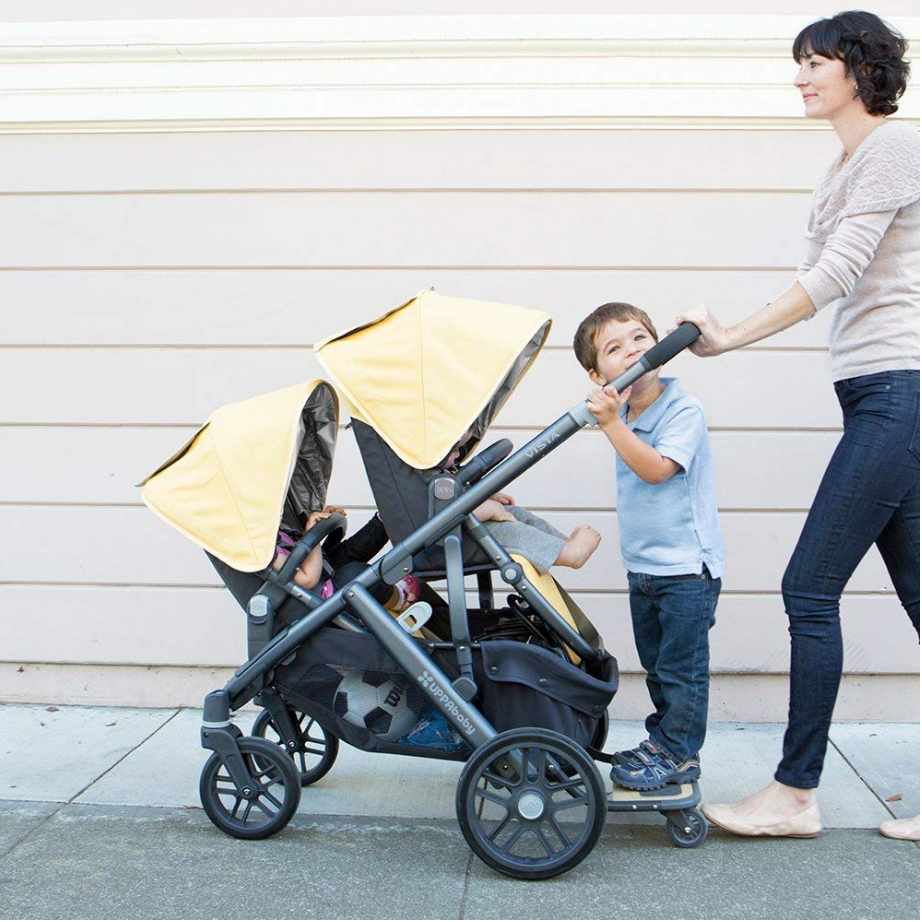 UppaBaby Cruz vs. UppaBaby Vista (With images) Uppababy
