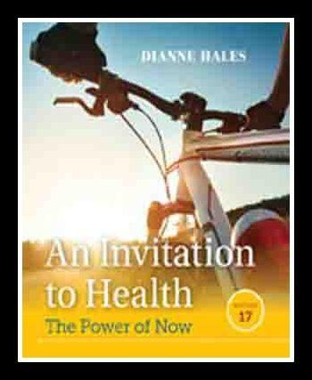 An invitation to health 17th edition import pinterest surabaya an invitation to health 17th edition fandeluxe Choice Image