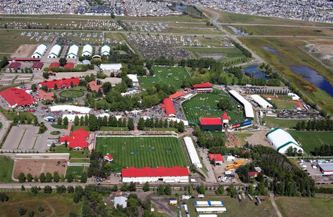 Spruce Meadows Calgary Alberta One Of The Most Amazing