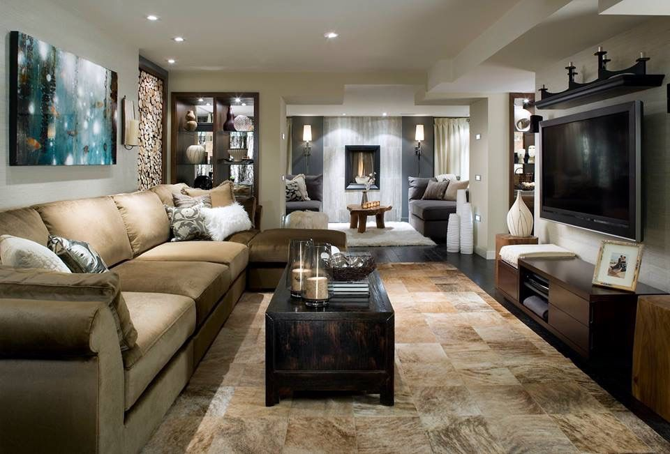 Pin By Mom Wife Boss Lifestyle On Candice Olson Basement Decor House Interior Home Divine design basement family room