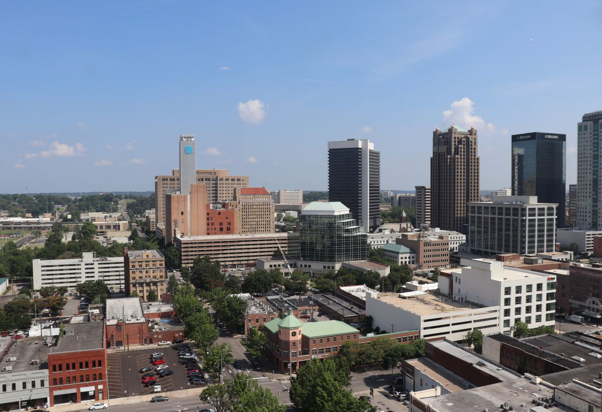 Alabamas magic city one day in birmingham magic city