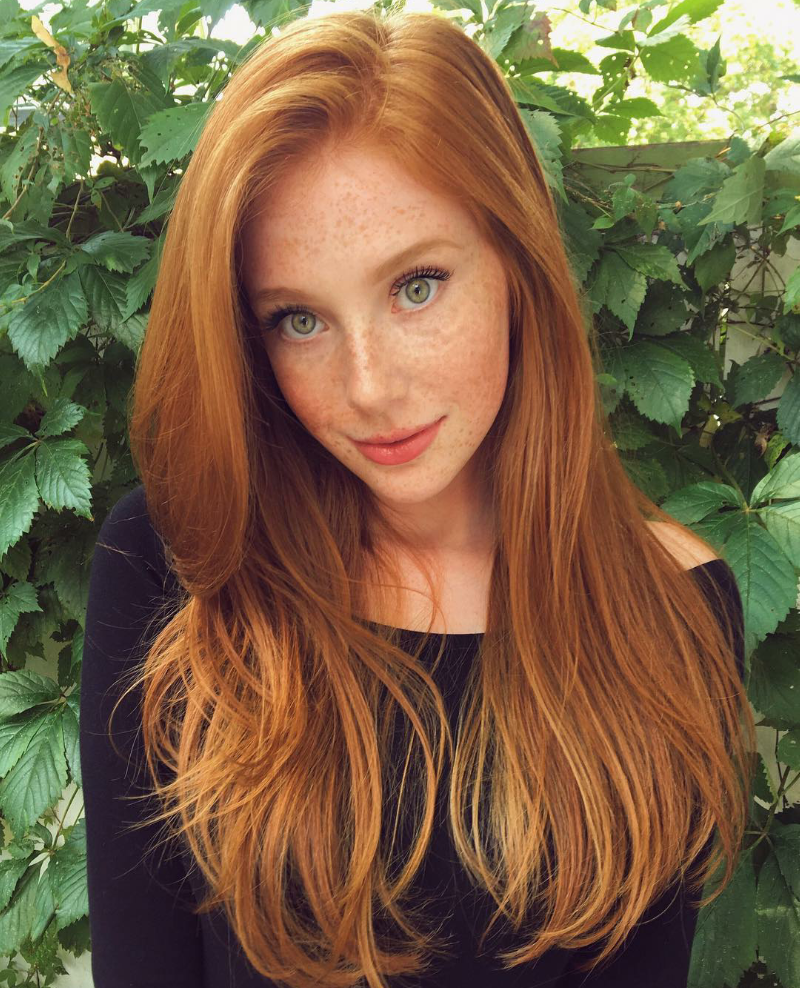 Obfucation photo red hair fashion pinterest redheads red