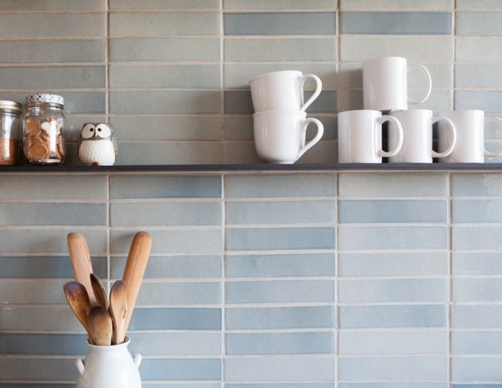 Tile Intel A Budget Remodel with Heath SecondsBlue tiles