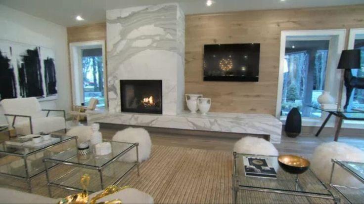 Bryan Baeumler House Fireplace - Google Search