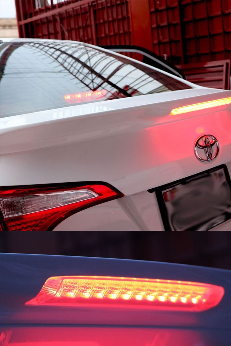 Toyota Corolla S Spoilerlight Type Sl 03609 E In 2020 Toyota Corolla Corolla Toyota