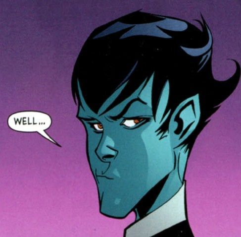 Klarion the Witch Boy from Batgirl #18.