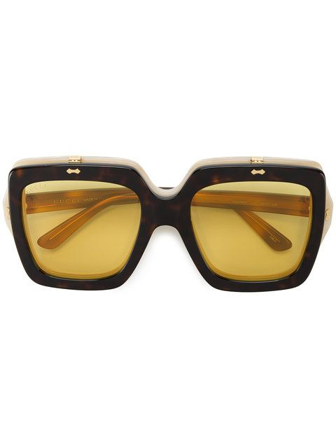 91f83eade2 Gucci 58MM Oval Sunglasses (2