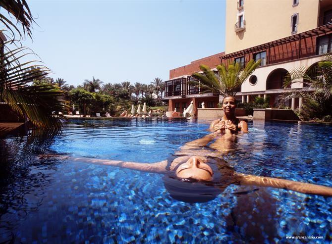 Spa Corallium Lopesan Costa Meloneras Resort Gran
