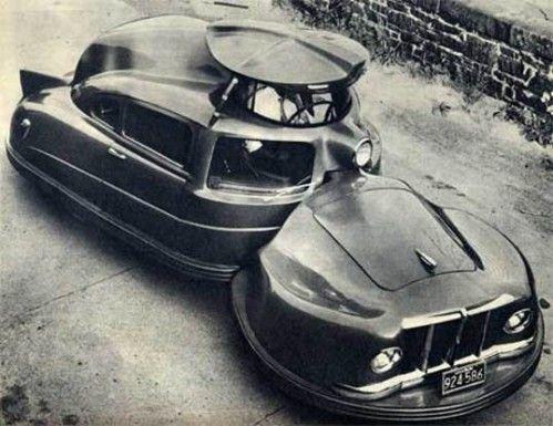 Sir Vival – Concept car 1958
