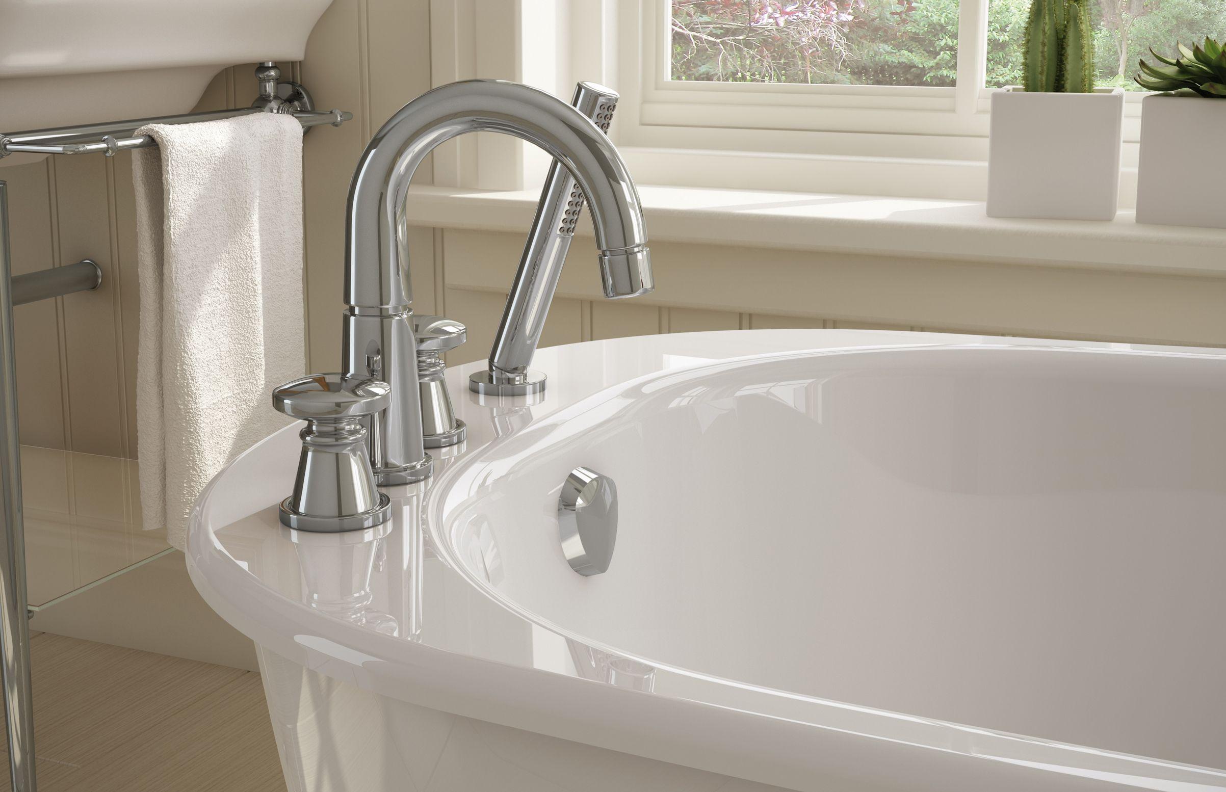 SAX Freestanding Bathtub - MAAX Bath Inc.   Home   Pinterest ...