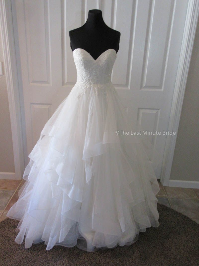 Stella York 6330, $899 Size: 10 | Sample Wedding Dresses | Stella ...