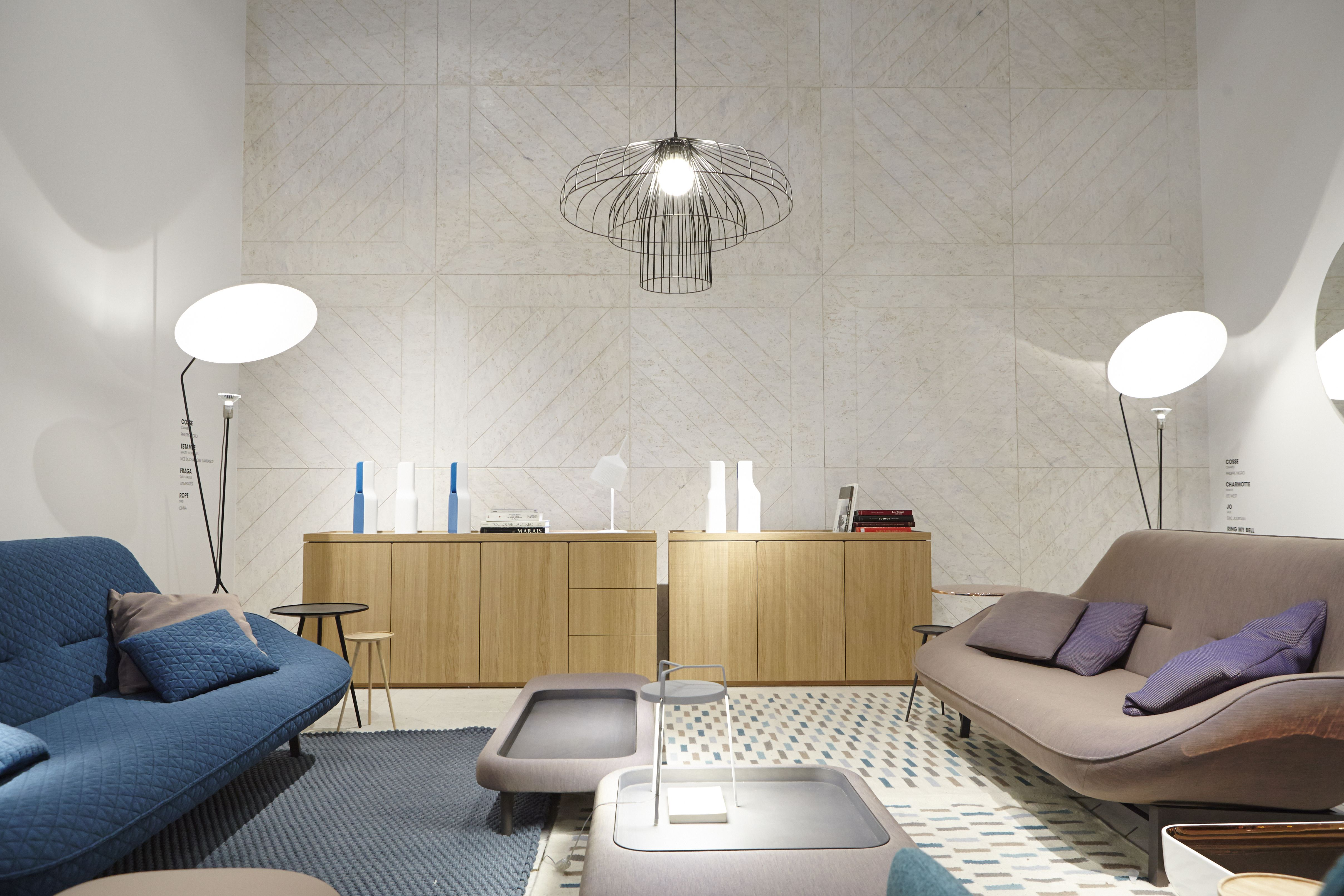 Ligne Roset introducing its new products @ IMM Cologne and Maison ...