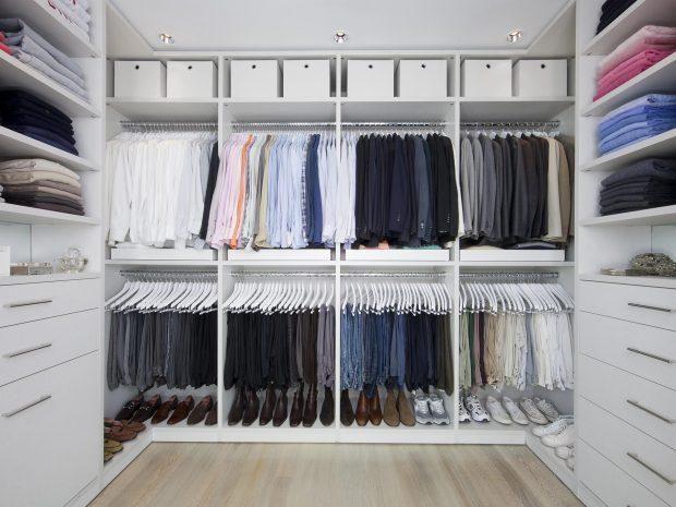 Walk In Closets - Designs & Ideas by | California closets, Closet ...