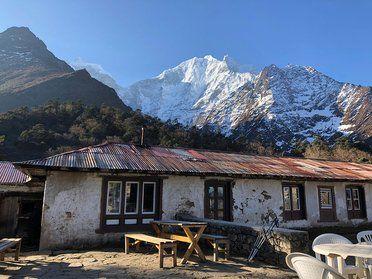 Tour am Mount Everest mit dem Hochgebirge, Flughafen