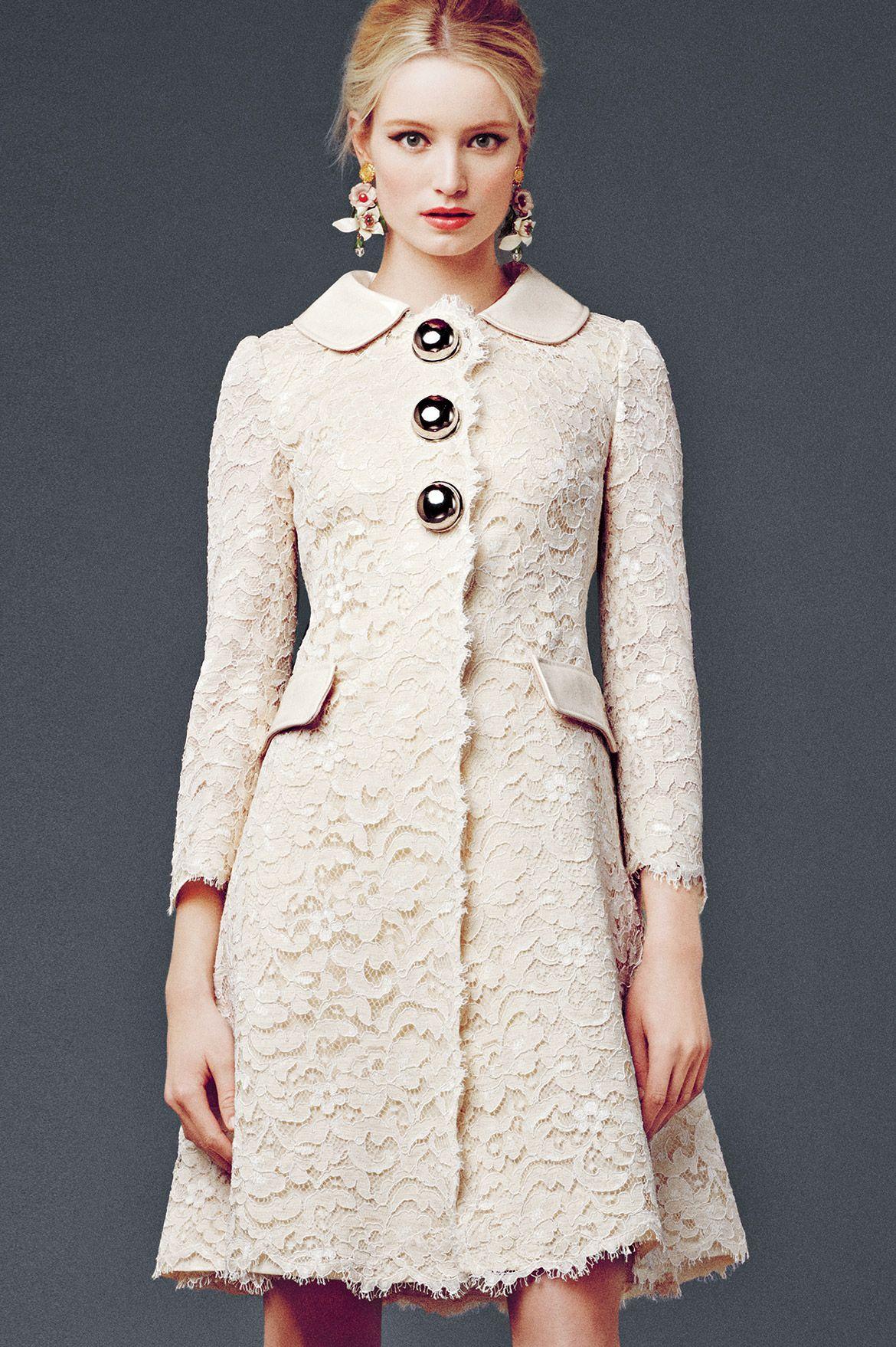 separation shoes be1b4 986c0 Dolce & Gabbana – Abbigliamento Donna Autunno Inverno 2014 ...
