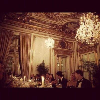I'm tired of these #illuminatti dinners. by mrkream