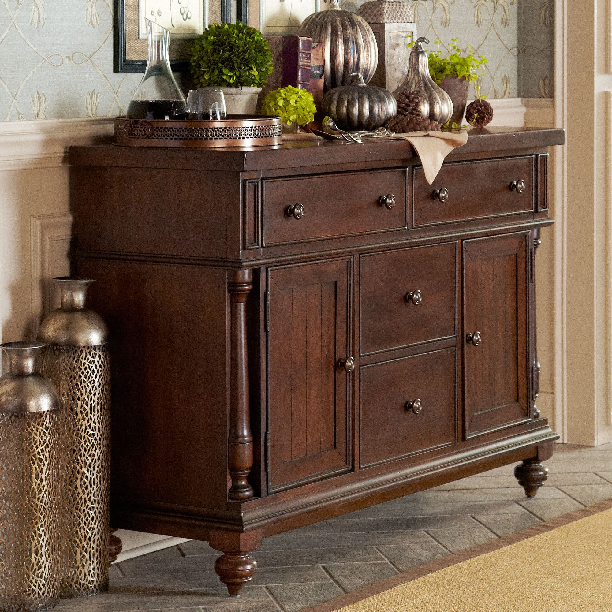 Fortville Server Home Decor Traditional Furniture