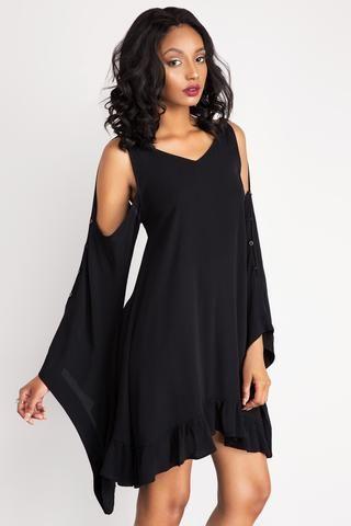 Free Reflection Dress (Black)