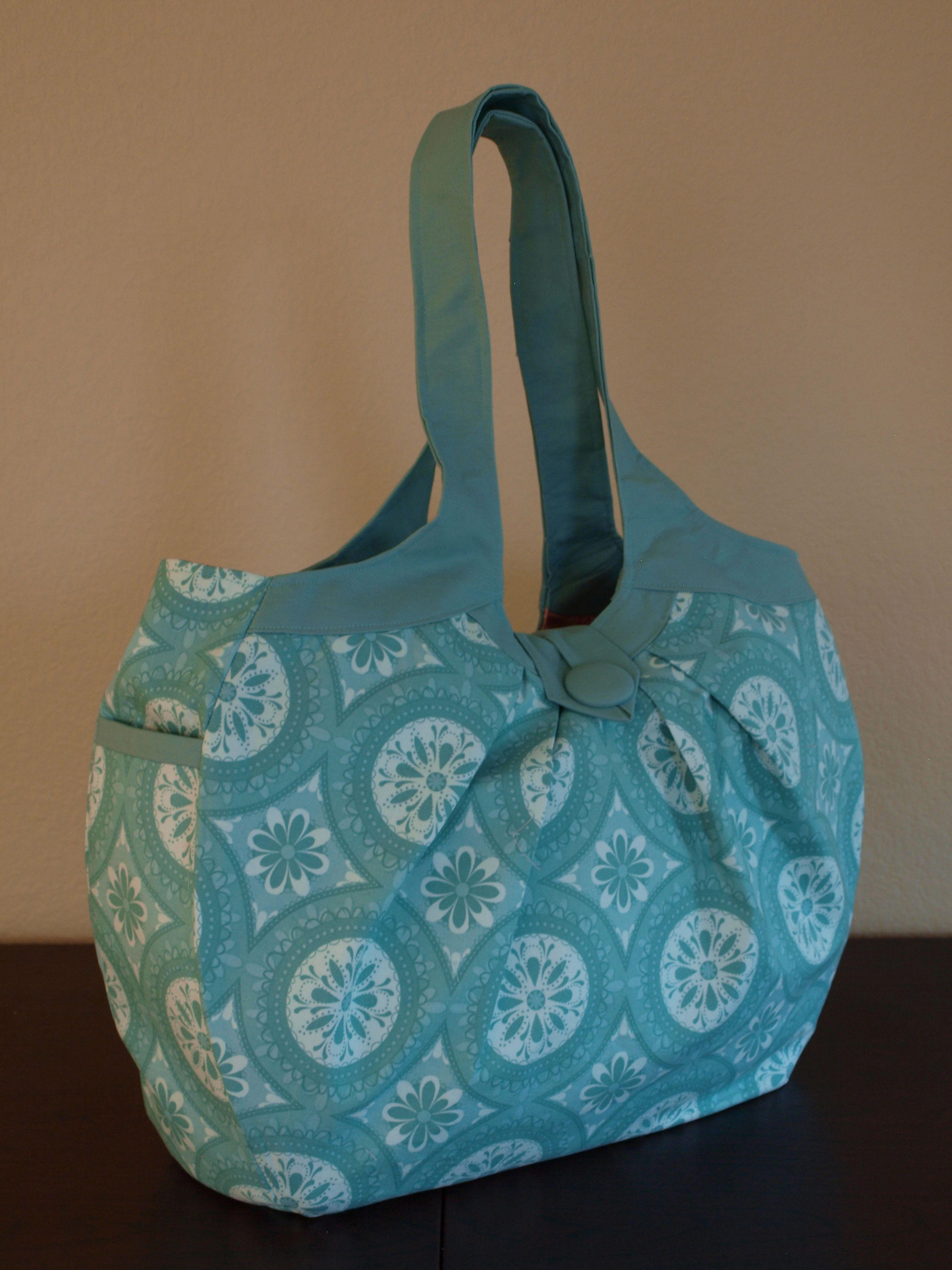 Amy Butler Cosmo Bag | Körbchen