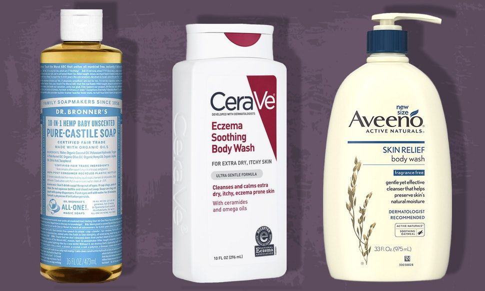 These Extra Gentle Body Washes Are So Clutch For People With