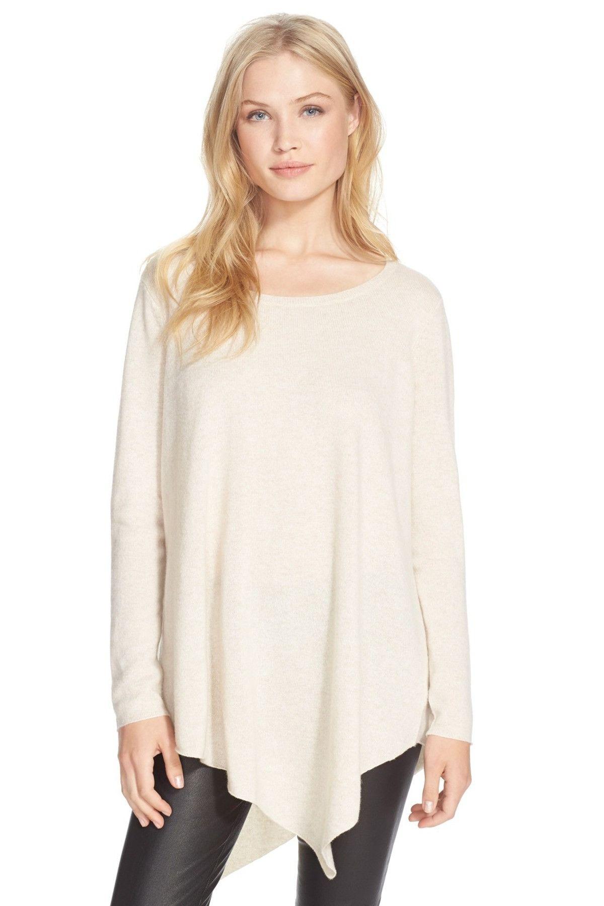 Joie | 'Tambrel' Asymmetrical Tunic Sweater | Tunic sweater ...