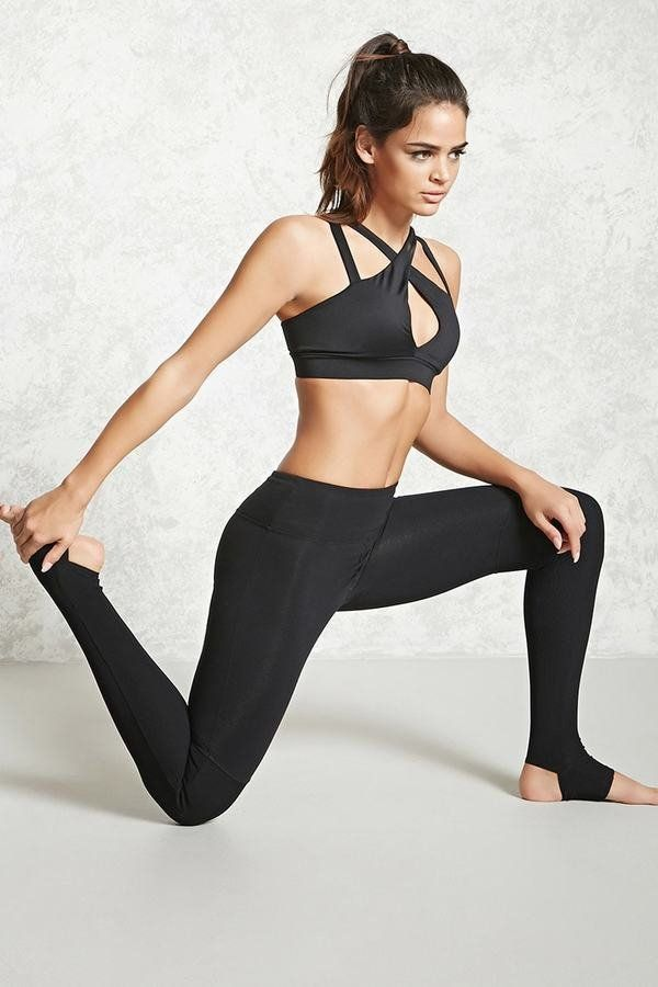 cef1f53c378b7 Forever 21 Active Yoga Stirrup Leggings | Health and Fitness ...