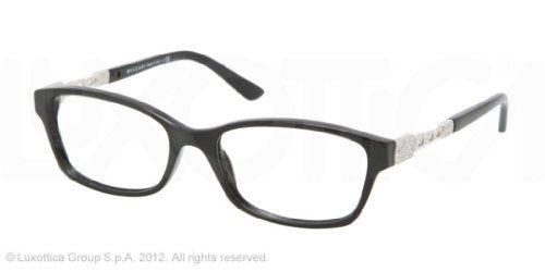 5286b3446441 Bvlgari Eyeglasses BV 4061-B Black 501 BV4061B