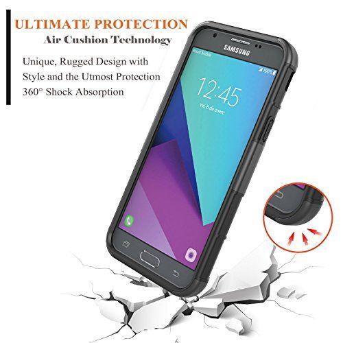 pretty nice 4da15 2c521 Samsung Galaxy J3 Luna Pro Case, Galaxy J3 Eclipse Case, Galaxy J3 ...