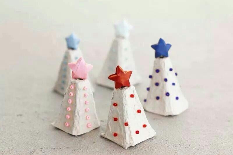 Mini-kerstboompje