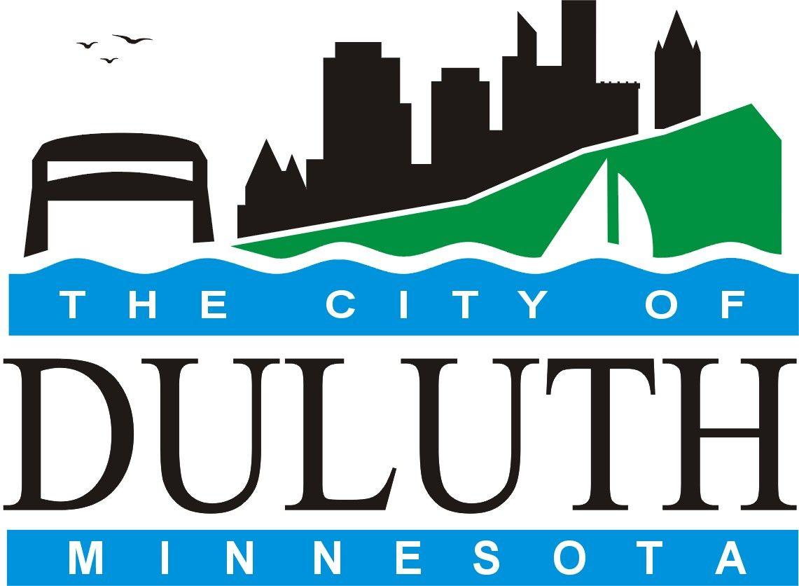 Duluth Duluth City Logo Minneapolis City