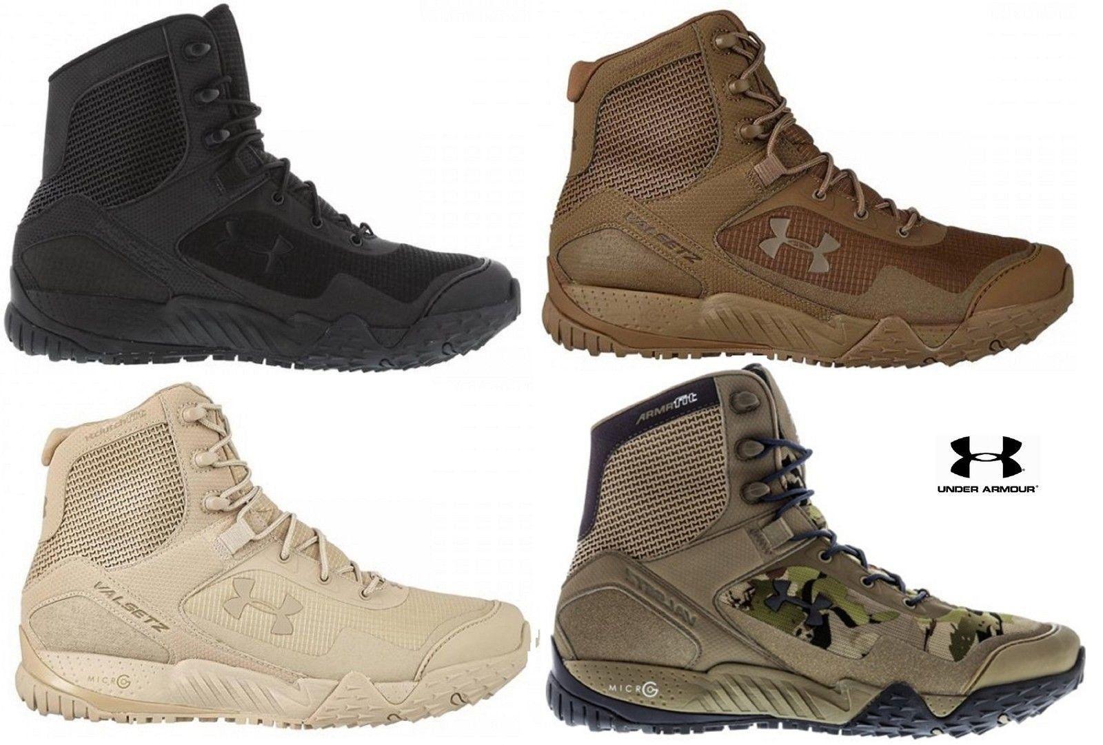 Under Armour Valsetz Rts Tactical Boot Men S Ua All Terrain Lightwei Grunt Force Tactical Boots Boots Lightweight Boots