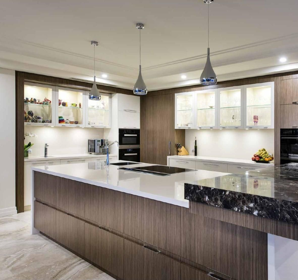 WA Custom Homes 2015 | Cocinas