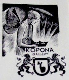 Λογότυπο με χαρακτική