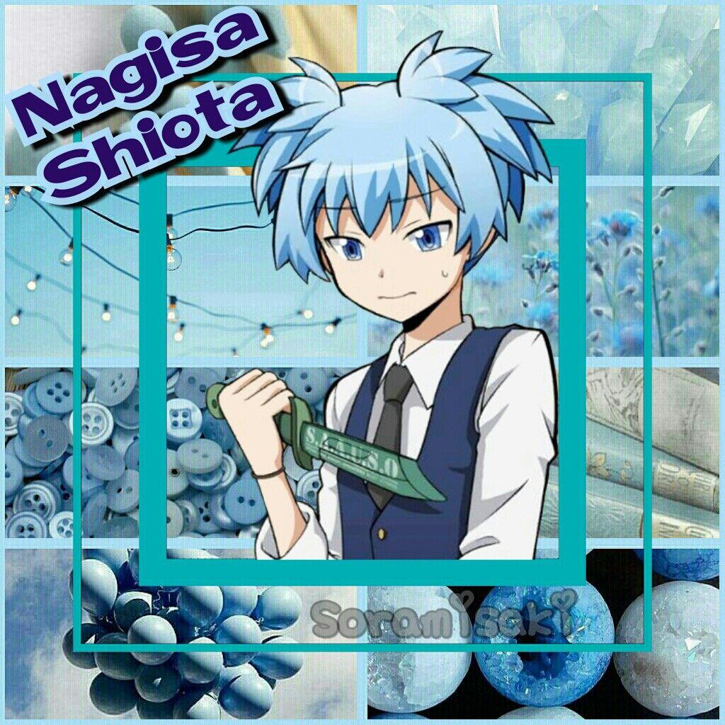 Nagisa Shiota from Assassination Classroom Assassination