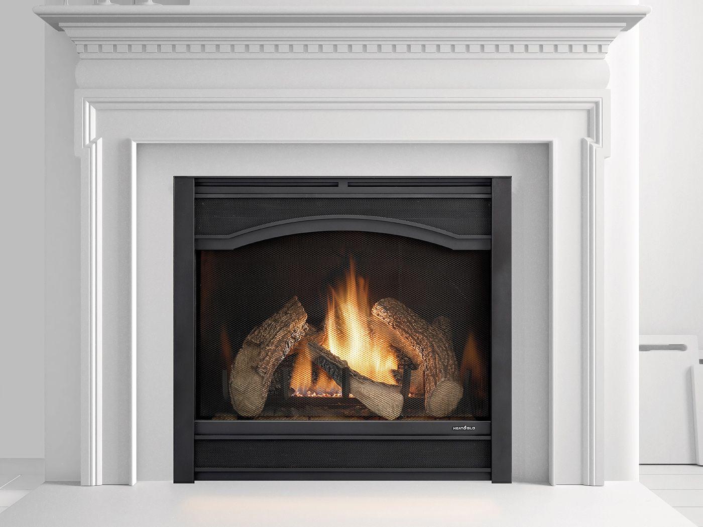 6000 Series Gas Fireplace Gas Fireplace Heat N Glo Fireplace