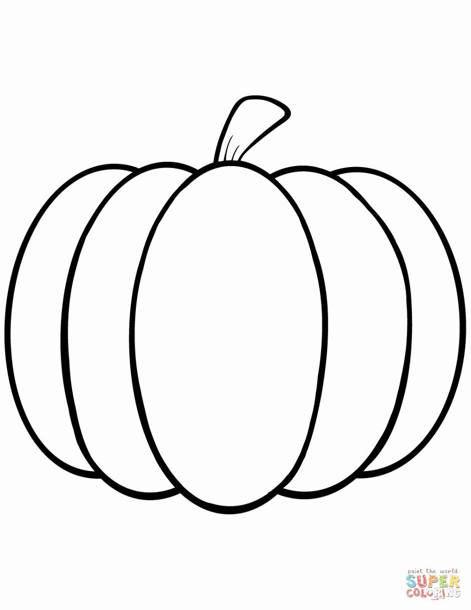 Picture To Coloring Page Converter In 2020 Pumpkin Coloring Sheet Pumpkin Coloring Template Pumpkin Coloring Pages