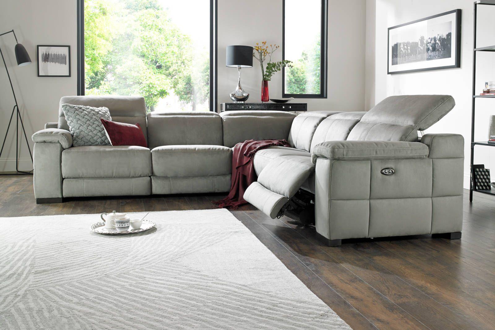 Laurence Sofology New Living Room Recliner Corner Sofa Sofa