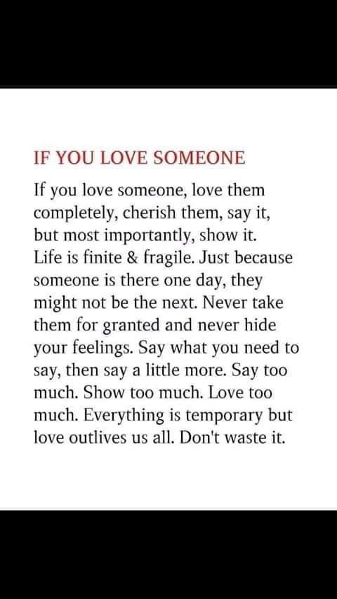 Pin by Andreas Toth on L VE | If you love someone