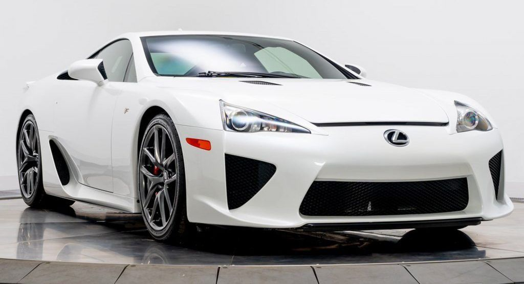For Half A Mill You Could Buy The Lexus Lfa Once Owned By Paris Hilton Cars Car Bmw Auto Carlifestyle Supercars Mercedes Fo In 2020 Lexus Lfa Lexus Lexus Cars